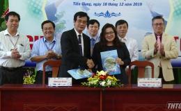 """Trường Đại học Tiền Giang tổ chức tọa đàm """"Nhà trường và Doanh nghiệp đồng hành cùng phát triển"""""""