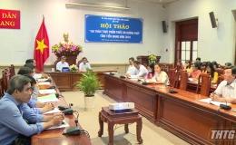 Sở Y tế Tiền Giang hội thảo về an toàn thực phẩm đường phố