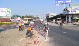 Ý kiến người dân – Đẩy nhanh tiến độ công trình giao thông đón Tết