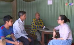 Địa chỉ nhân đạo: Hoàn cảnh chị Lê Thị Mừng