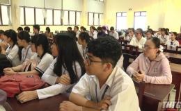 Tiền Giang có 10 học sinh đạt giải học sinh giỏi cấp Quốc gia 2020