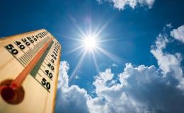 Hôm nay 10-1, Nam bộ nắng nóng 35 độ C