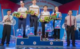 Nam sinh Tân Phước giành nguyệt quế tuần dù xuất phát thấp nhất