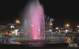 Khánh thành Quảng trường trung tâm huyện Cai Lậy