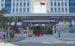 """Phóng sự """"Trung tâm Phục vụ hành chính công tỉnh Tiền Giang"""""""