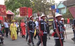 Chuyên đề 22.01 – Lễ hội Tứ Kiệt, nét đẹp truyền thống văn hóa của địa phương