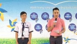 Hoàn cảnh em Thái Ngọc Đúng, học sinh trường THPT Chợ Gạo