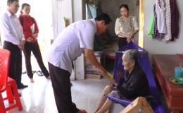 Chuyên đề 16.1 – Tân Phú Đông quan tâm chăm lo cho người có công, hộ nghẻo