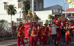 Khai mạc Lễ hội Kỳ Yên Đình Vĩnh Bình, Gò Công Tây