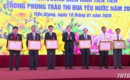 Tiền Giang tuyên dương điển hình tiên tiến trong Phong trào Thi đua yêu nước năm 2019