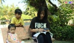 Hoàn cảnh em Huỳnh Thị Tuyết Hồng – Trường THPT Nguyễn Đình Chiểu