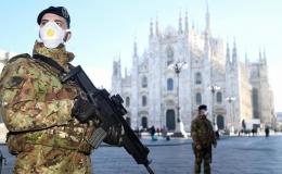 11 người tử vong tại Italy vì Covid-19, châu Âu lo đại dịch bùng phát