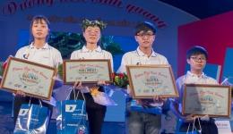 10X THPT Nguyễn Đình Chiểu giành nguyệt quế tháng với cuộc ngược dòng ngoạn mục