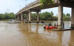 Từ ngày 08-2, Tiền Giang triển khai đắp đập ngăn mặn, trữ ngọt trên kênh Nguyễn Tấn Thành