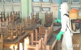 Tiền Giang tiếp tục cho học sinh được nghỉ học 03 ngày để phòng ngừa virus Corona