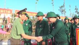 Chuyên đề 04.02 – Thanh niên Cai Lậy sẵn sàng lên đường nhập ngũ