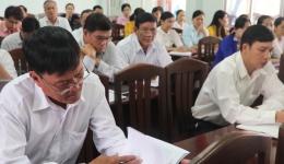 Chuyên đề 21.02 – Châu Thành tập huấn dịch Covid 19