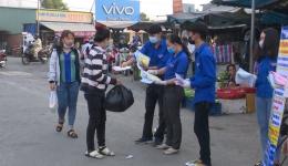 Chuyên đề 20.02 – Tuổi trẻ Tân Phước chung tay phòng chống dịch CoVid 19