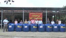 Chuyên đề 27.02 – Tân Phú Đông phấn đấu 97% dân sử dụng nước hợp vệ sinh