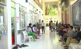 Ban Chỉ đạo phòng chống dịch bệnh tỉnh Tiền Giang kiểm tra tại huyện Tân Phước