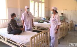 Sức khỏe các nhân viên y tế Bệnh viện Quân y 120 vẫn ổn định và đang được cách ly