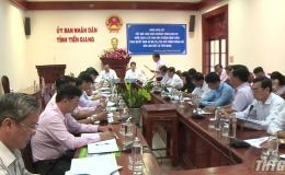 Tiền Giang đề nghị tiếp tục chương trình cho vay nước sạch và vệ sinh môi trường nông thôn