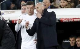 Sao Real Madrid Luka Jovic sắp ngồi tù vì kháng lệnh quốc gia
