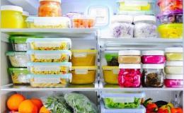 Cách sử dụng rau sống và bảo vệ thức ăn trong tủ lạnh đảm bảo an toàn.