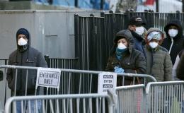 Mỹ thành tâm điểm toàn cầu của dịch Covid-19