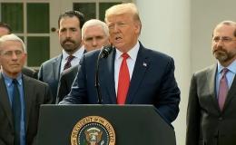 Tổng thống Trump tuyên bố tình trạng khẩn cấp toàn quốc
