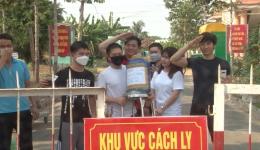 Bên trong khu cách ly phòng chống dịch bệnh Covid-19 tỉnh Tiền Giang