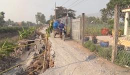Chuyên đề 13.03 – Sạt lở ảnh hưởng đến đời sống người dân vùng hạn mặn