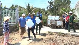 Chuyên đề 27.3 -Tiếp nước ngọt cho người dân vùng hạn mặn