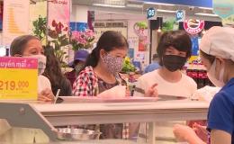 Người dân Tiền Giang chủ động đeo khẩu trang tại nơi công cộng trong mùa dịch Covid 19