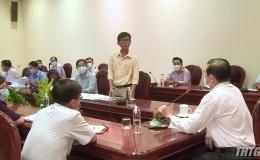 Chủ tịch UBND tỉnh tiếp và giải quyết khiếu nại của công dân