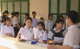 Tiền Giang cho học sinh từ Tiểu học đến Trung học phổ thông đi học trở lại từ ngày 04/5/2020