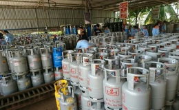 Từ hôm nay, giá gas trong nước giảm mạnh 69.000 đồng/bình 12kg