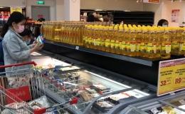 Siêu thị đảm bảo cung cấp đầy đủ các mặt hàng thiết yếu trong thời gian cách ly toàn xã hội