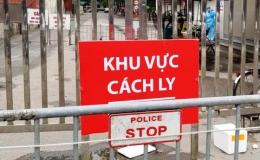 Sáng nay 2-4, số người mắc Covid-19 tại Việt Nam tăng lên 222 ca
