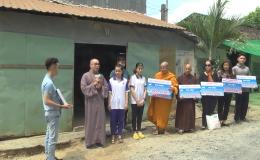 Hoàn cảnh em Nguyễn Thị Hồng, 12A5 trường THPT Lê Văn Phẩm