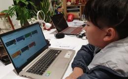 Công an sẽ điều tra, xử lý nếu học online bị kẻ xấu 'quấy rối'