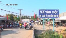 Chuyên đề 29.4 – Xã Tân Hội về đích xã nông thôn mới