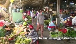 Nâng cao ý thức phòng chống dịch Covid 19 tại chợ truyền thống