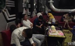 Sử dụng ma túy và hát karaoke trong mùa dịch, 39 nam nữ bị mời làm việc