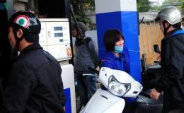 Giá xăng, dầu tiếp tục giảm từ 15h hôm nay