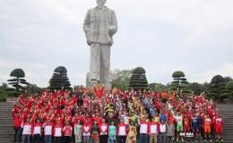 Giải đua xe đạp lớn nhất Việt Nam chào mừng 130 năm sinh nhật Bác Hồ