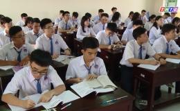 Học sinh khối 12 Tiền Giang tích cực ôn luyện cho kỳ thi tốt nghiệp THPT