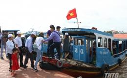 Lãnh đạo UBND tỉnh Tiền Giang gặp gỡ doanh nghiệp lĩnh vực văn hóa, thể thao và du lịch