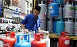 Giá gas tăng mạnh 34.000 đồng/bình 12 kg