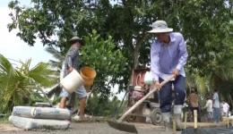 Chuyên đề 11.5 – Cái Bè huy động nhiều nguồn vốn cho xây dưng nông thôn mới